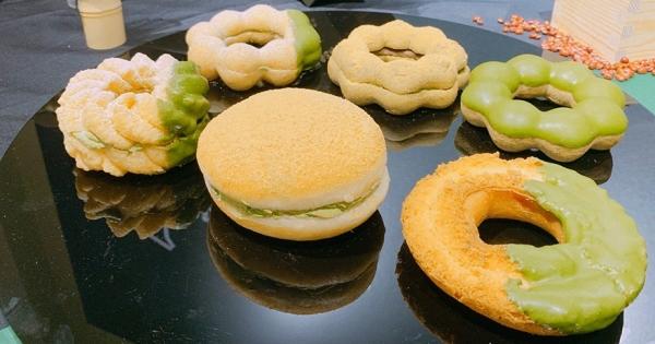 Mister Donut X 京都「祇園辻利」推超狂抹茶季! 6款濃厚抹茶甜甜圈限定入手