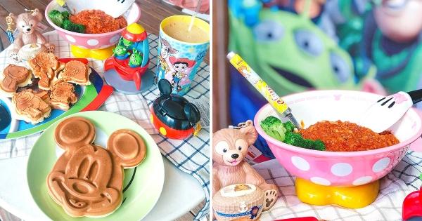 免飛迪士尼也能享用米奇餐~ 台中咖啡館「迪士尼全麵包圍」老闆絕對鐵粉來著