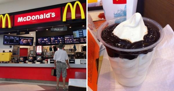 吃30年的「巧克力聖代」掰掰了! 麥當勞今年「停售13項商品」網心碎:都我的愛QQ