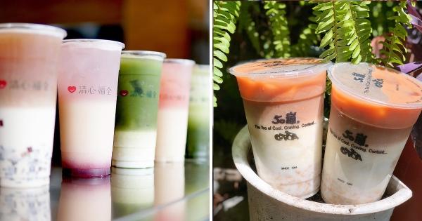 飲料王國!11間火紅連鎖飲料「通通來自台南」 在地笑回:台南人沒在喝水的!
