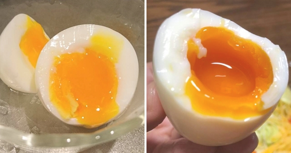 成就感100分!在家也可以簡單做「半熟蛋」 只要6分鐘就能吃到了