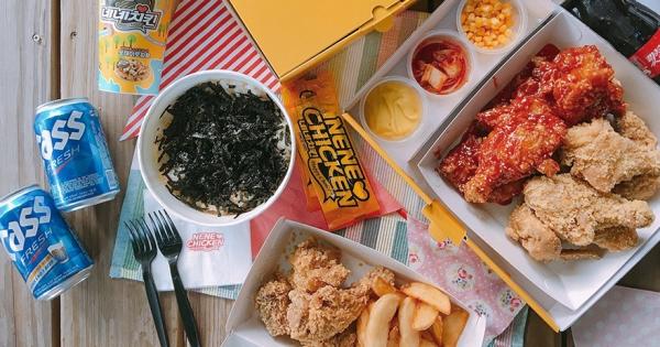 韓國民MC劉在錫「最愛炸雞」來台中了 2019年最新3口味現在吃得到!