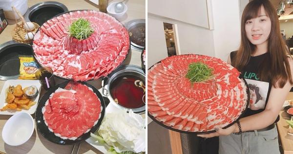 衝桃園吃「史上最便宜」壽喜燒吃到飽 一人才318元「還有1.2公斤大仙肉盤」