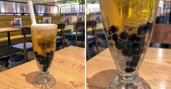 日本推「杯中物加珍珠」新奇飲料 主打「不甜膩」口感更獨特