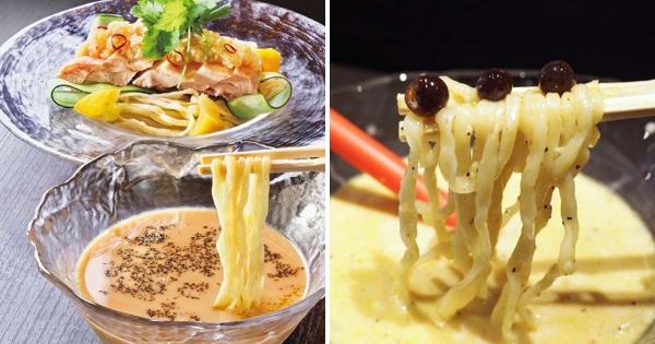 日本人瘋珍奶程度再升級! 全新消暑「珍奶沾麵」每日限15份搶光光