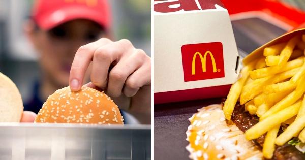 麥當勞隱藏菜單! 30元就能購入「真漢堡」連店員也不知