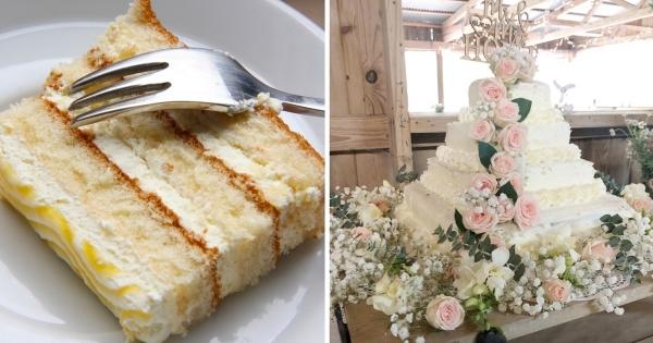 「4層夢幻婚禮蛋糕」花不到1500 新人曝神招:買Csotco蛋糕自己組