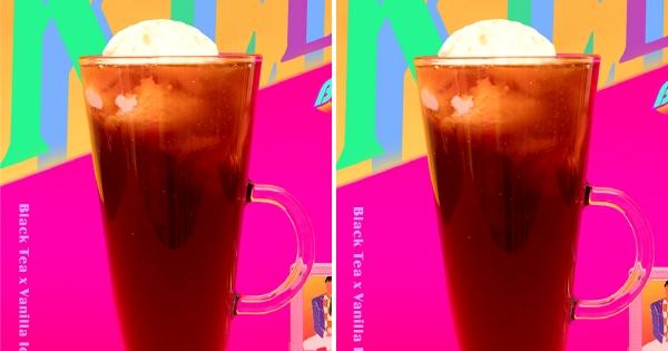 消暑推這杯!可不可紅茶新款「雪藏紅茶」 喝了還能抽北海道2人來回機票