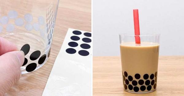 喝這杯不怕胖~ 日網友發現「減肥專用珍奶」貼上就減卡路里