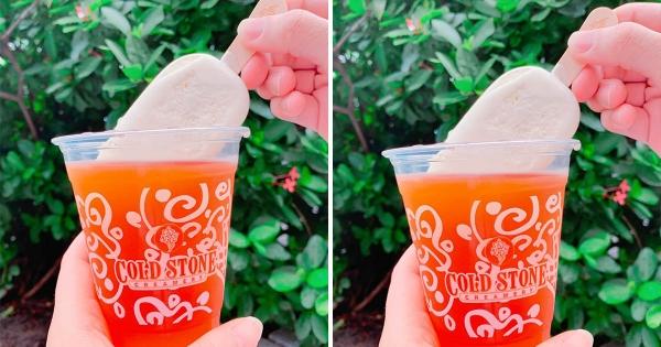 酷聖石買1送1! 「雪鹽漂浮」玫瑰鹽雪糕+英式紅茶全台限量2000杯!