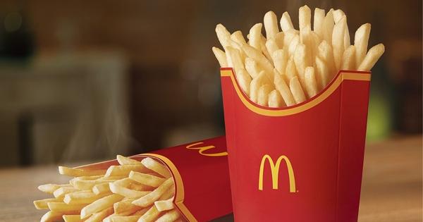 只有2小時!父親節限定「大薯買一送一」 每間麥當勞限量88組