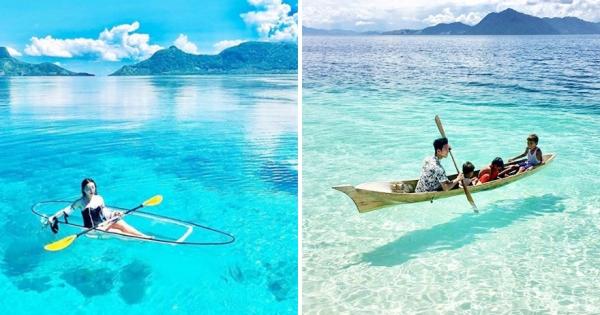 東南亞「小馬爾地夫」宛如人間仙境 海的顏色美到好不真實