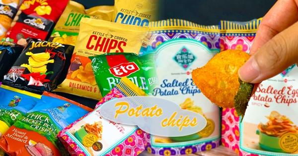 零食控不用出國扛!小7開賣「13國洋芋片」 荷包蛋、鹹蛋口味都可買到
