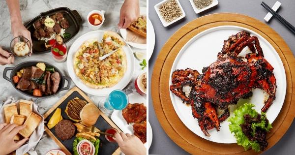 連假吃好吃滿!西堤餐廳推「10月壽星享8折起」優惠 莆田「免費送大沙公」