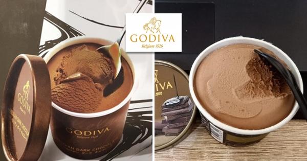 只賣83元!好市多「GODIVA 冰淇淋」好便宜 網友掃貨:馬上拿了好幾盒
