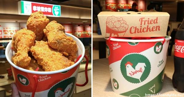 不再被披薩耽誤! 拿坡里第5間「炸雞專賣店」首度插旗台中