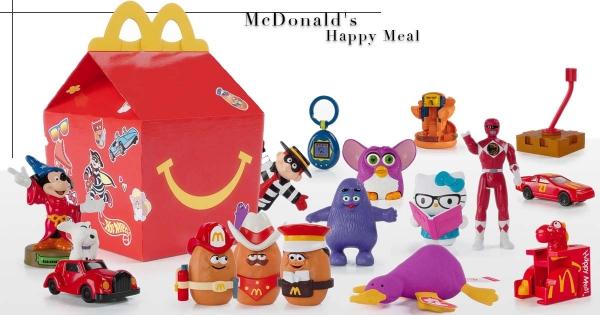 才不會忘了漢堡神偷與奶昔大哥! 麥當勞兒童餐40週年「經典玩具限期5天回歸」