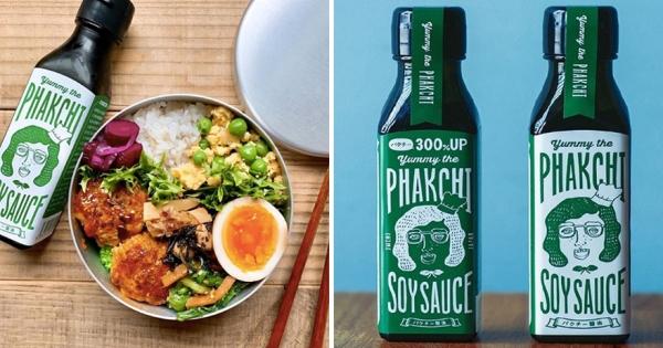 香菜控站出乃!日本好評再推出「300%增量香菜醬油」 倒下去每道料理都有香菜味~
